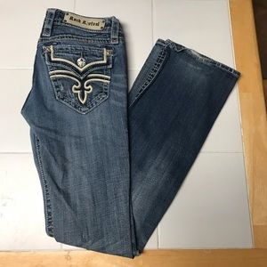 Rock Revival Jeri Bootcut Jeans - size 28